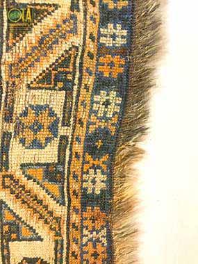 Teppich nach unserer Teppichreparatur ist wie neu