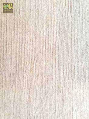 Tintenflecken und Orangensaftflecken im Teppich wurden bei und erfolgreich beseitigt