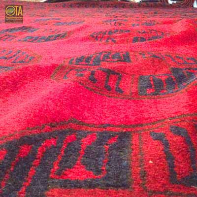Teppich wellt
